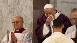 Άρρωστος ο Πάπας Φραγκίσκος - Ακύρωσε εκδήλωση στον καθεδρικό ναό της