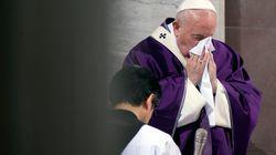 El papa Francisco suspende su asistencia a una celebración en Roma por un