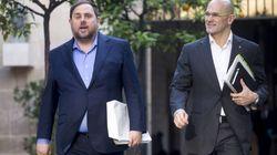 Junqueras y Romeva saldrán de prisión tres días a la semana para