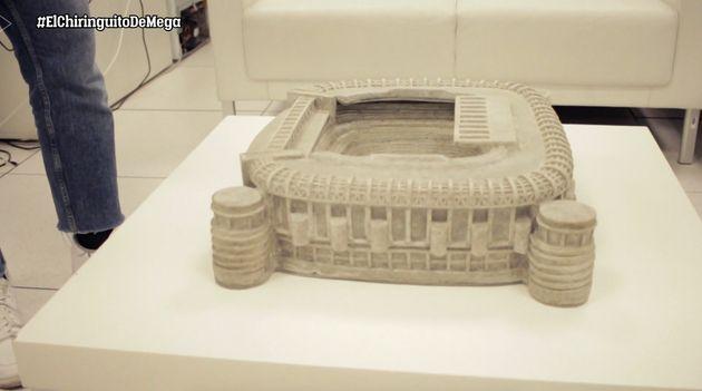 El Bernabéu que tiene Ferreras en su
