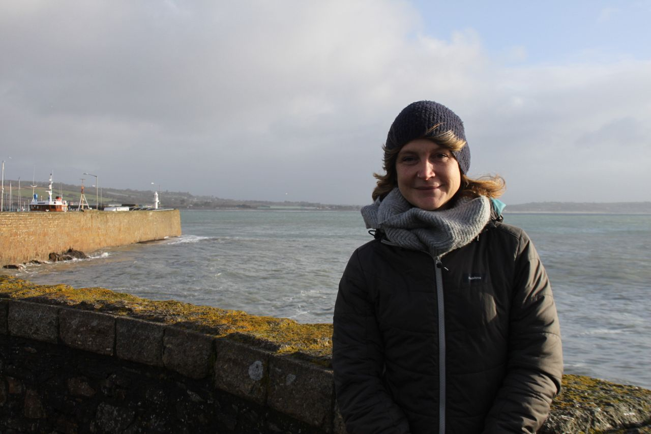 """Rachel Yates spearheaded the campaign to get Penzance """"plastic free"""" accreditation."""