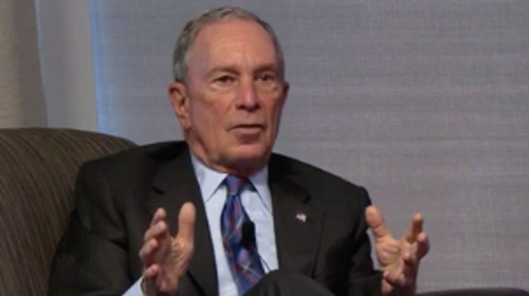 Bloomberg On Ex-Felon Voting Rights In 2018: 'They're Not Going To Vote Anyway'