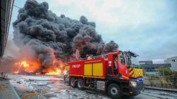 Lubrizol mis en examen pour les dégâts environnementaux liés à l'incendie de