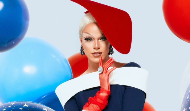 La drag queen Nicky Doll est la première Française de l'histoire de