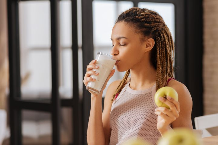 Even one glass of milk a day can increase the risk of developing breast cancer.