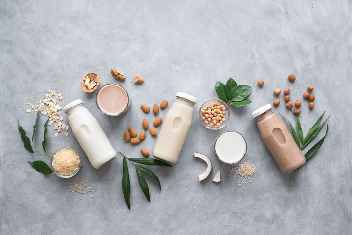 The study's authors suggested dairy-alternate milks could be a better option.