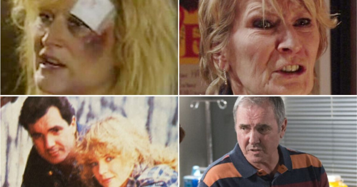 15 Soap Actors You Didn't Realise Have Played Different Characters On The Same Show