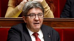 Cette blague de Mélenchon sur un député français en quarantaine n'a pas fait rire tout le