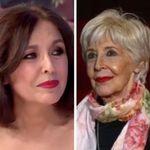 Concha Velasco se pronuncia tras lo ocurrido con Isabel Gemio hace 20 años en 'Sorpresa,
