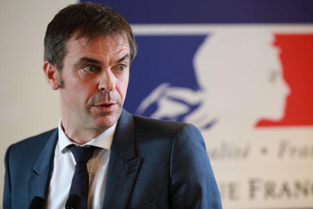 Olivier Véran, ici au ministère de la Santé à Paris le 18 février