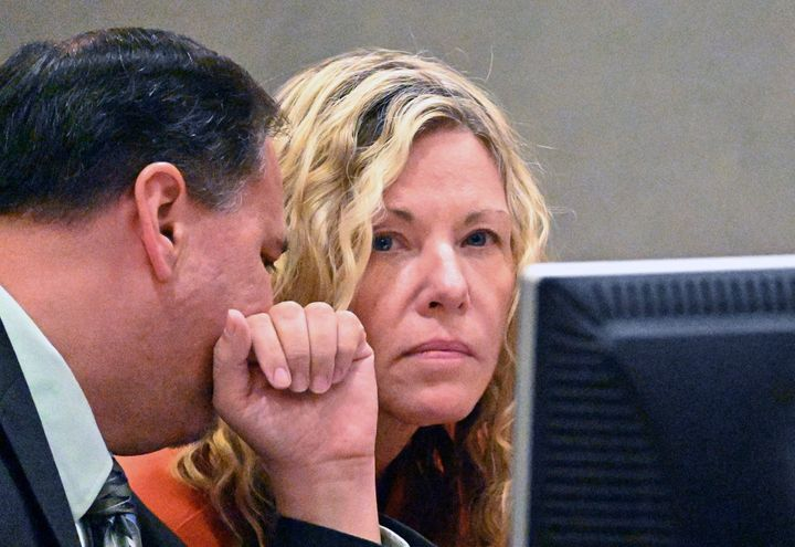 Lori Vallow appears in court in Lihue, Hawaii, on Wednesday, where a judge ruled that bail will remain at $5 million.