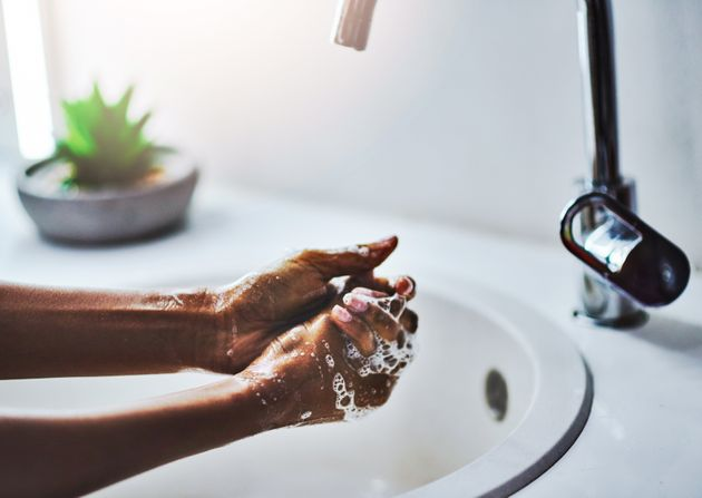 When washing your hands, scrub for at least 20 seconds with warm, soapy water. Don't miss your thumbs,...