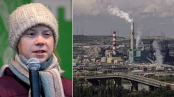 Disgusting Oil & Gas Sticker Of Greta Thunberg Shocks