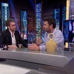 La reprimenda de Pablo Motos a Arturo Valls en 'El Hormiguero':