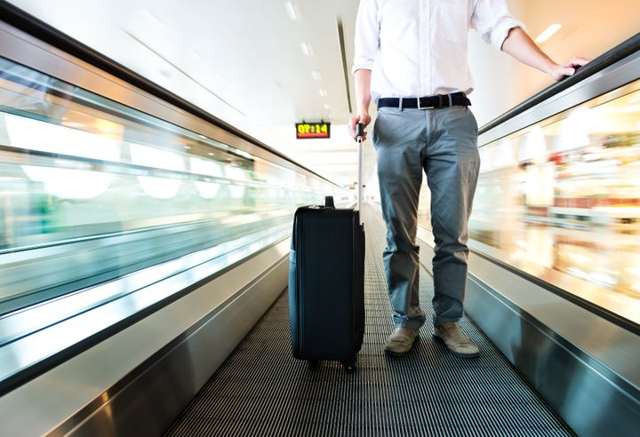 There are ways to make the airport process more pleasant for yourself and fellow travelers.