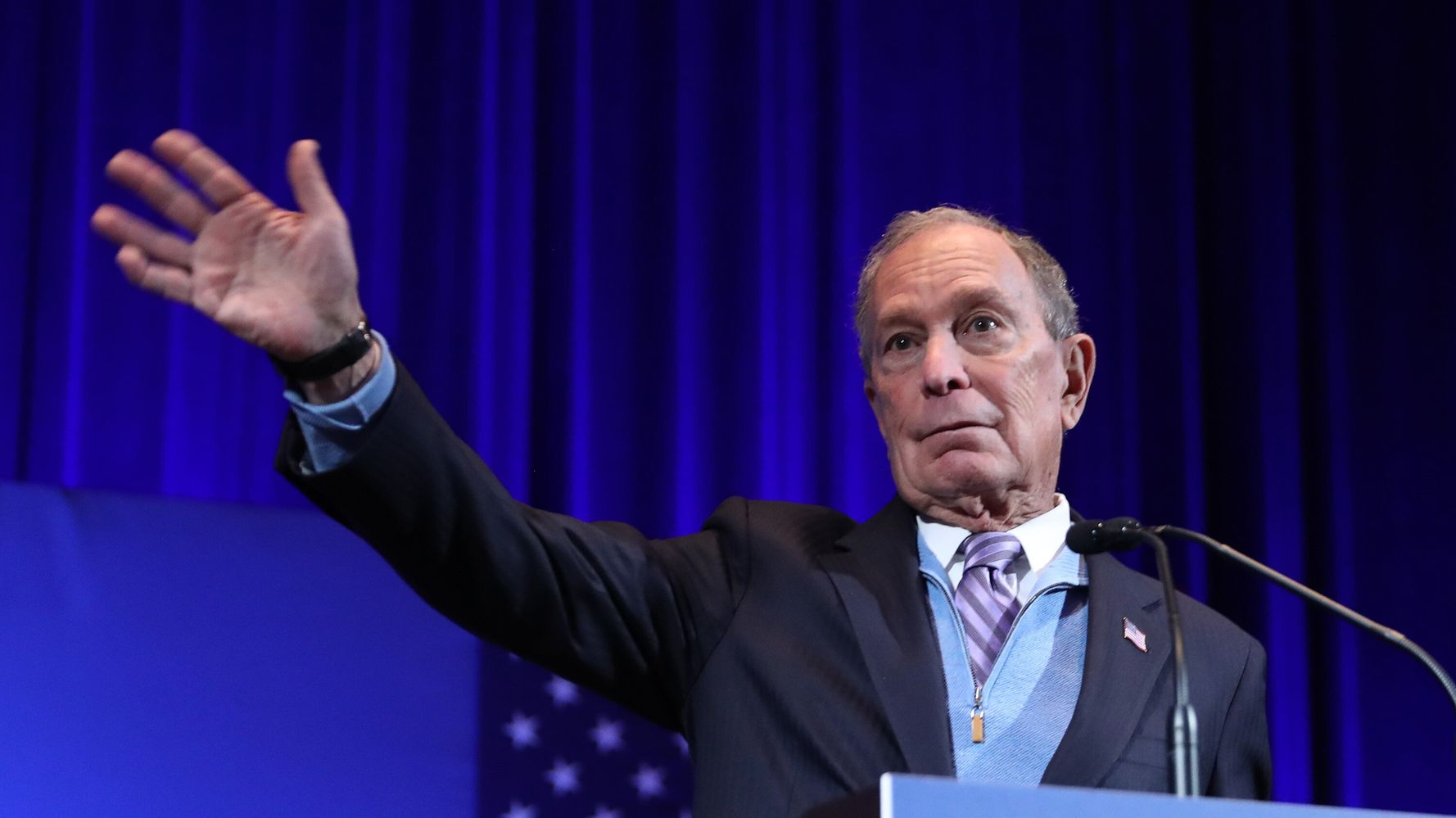 New York Democrats Battled Bloomberg As Mayor. Now Some Back His 2020 Blitz.