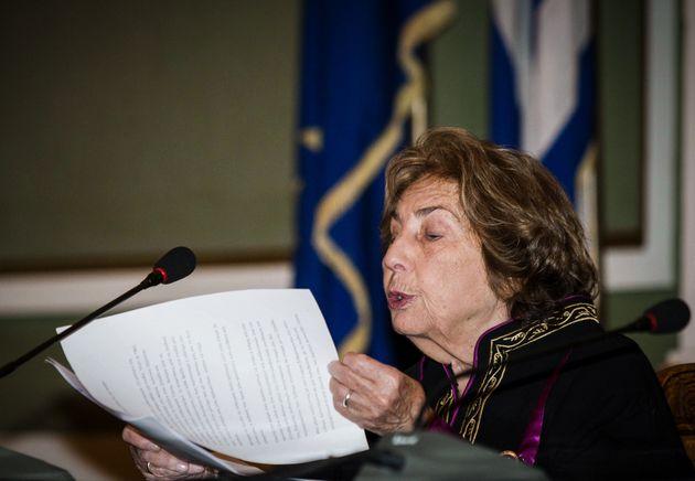 Πέθανε η Άλκη Ζέη. Τεράστια απώλεια για την ελληνική
