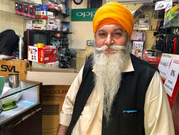 Mohinder Singh transported his Muslim neighbours to safety in one of the worst-hit neighbourhoods in...