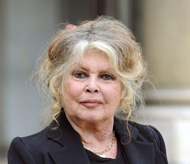 Brigitte Bardot, ici à Paris en