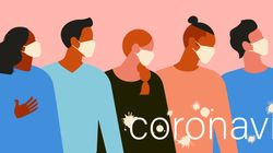 Ο κορονοϊός, οι μάσκες κι ένα ρήμα