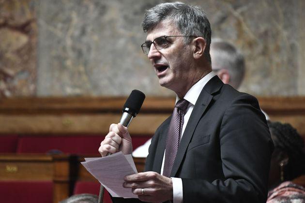 Jacques Maire, co-rapporteur de la réforme des retraites, souligne une absence de conflit d'intérêts...