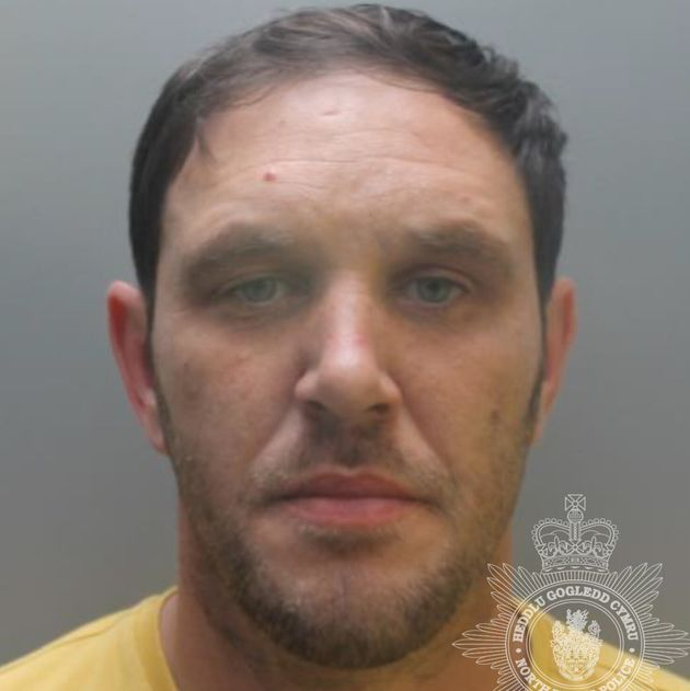 Handout file photo issued by North Wales Police of Terence Whall, 39, who was sentenced for the murder...