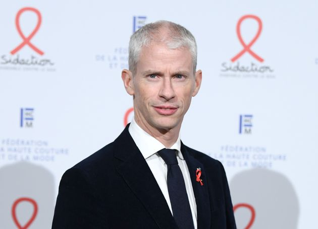 Franck Riester est ministre de la Culture depuis le 16 octobre