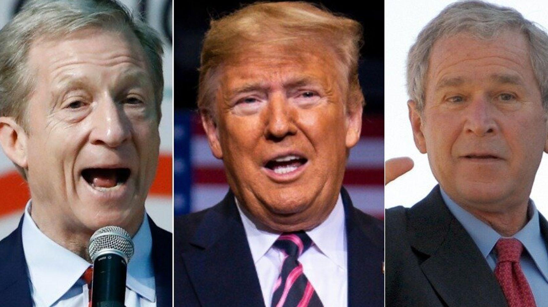 Tom Steyer Predicts Coronavirus Will Be Trump's Katrina