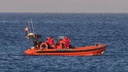 Muere un comandante del Ejército del Aire al estrellarse su avión en el mar frente a La Manga