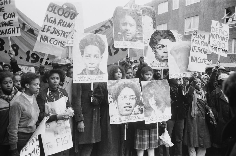 Black People's Day Of Action: Inside The 1981 New Cross Fire March That Brought Britain To A
