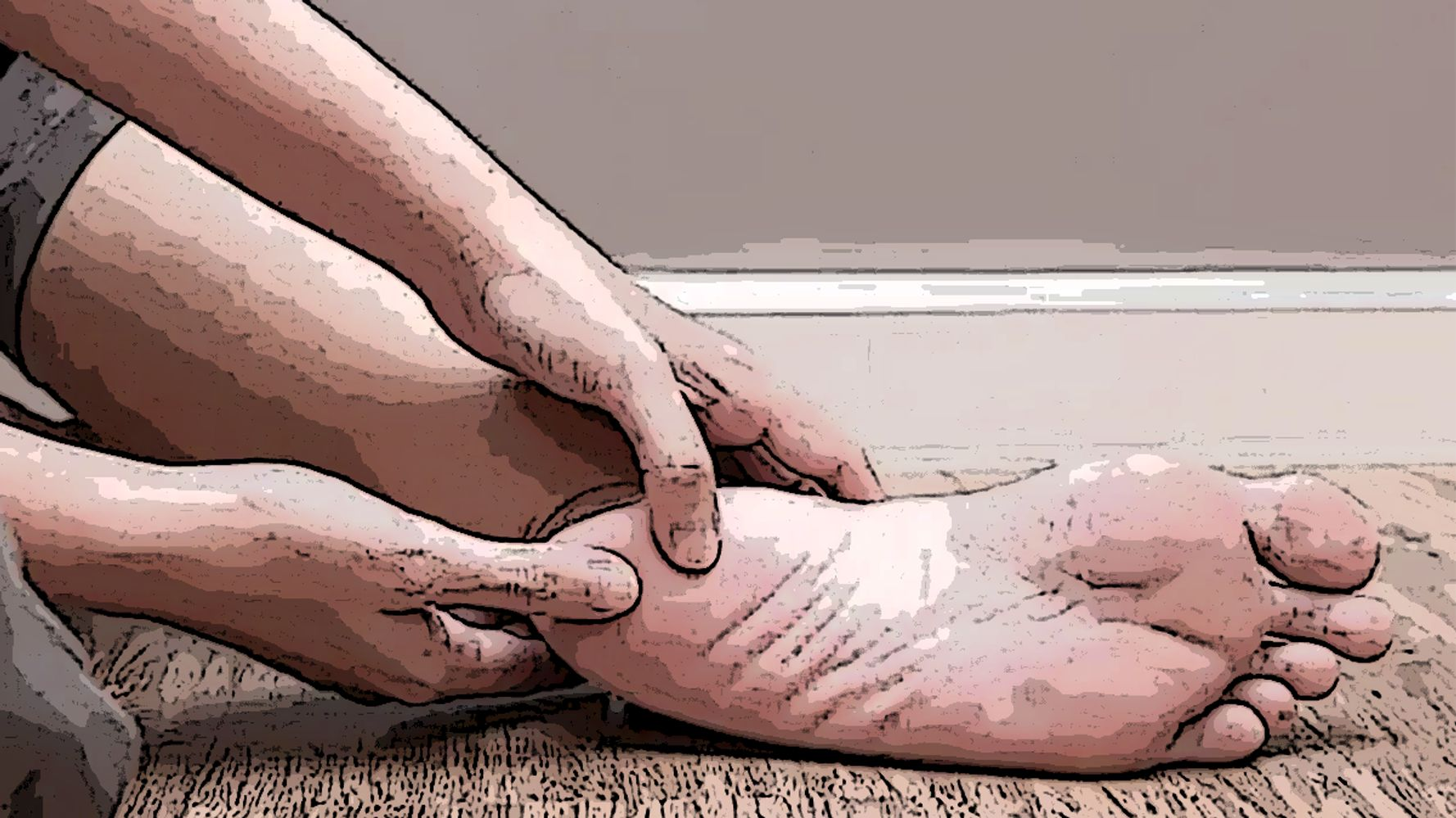 Plantar Fasciitis Is A Common Foot Issue That's A Real Pain In The... Heel