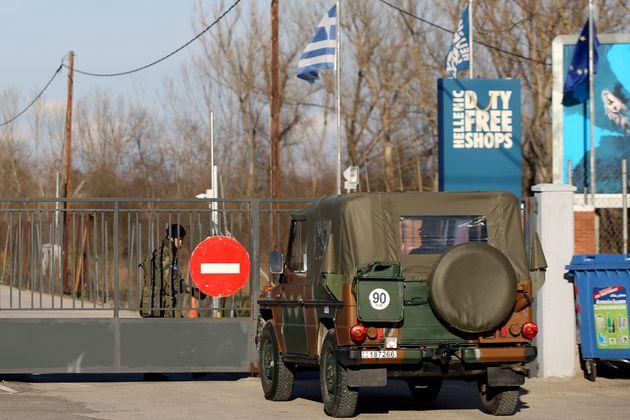 Επιχείρηση «σφραγίστε τα σύνορα» σε Εβρο και
