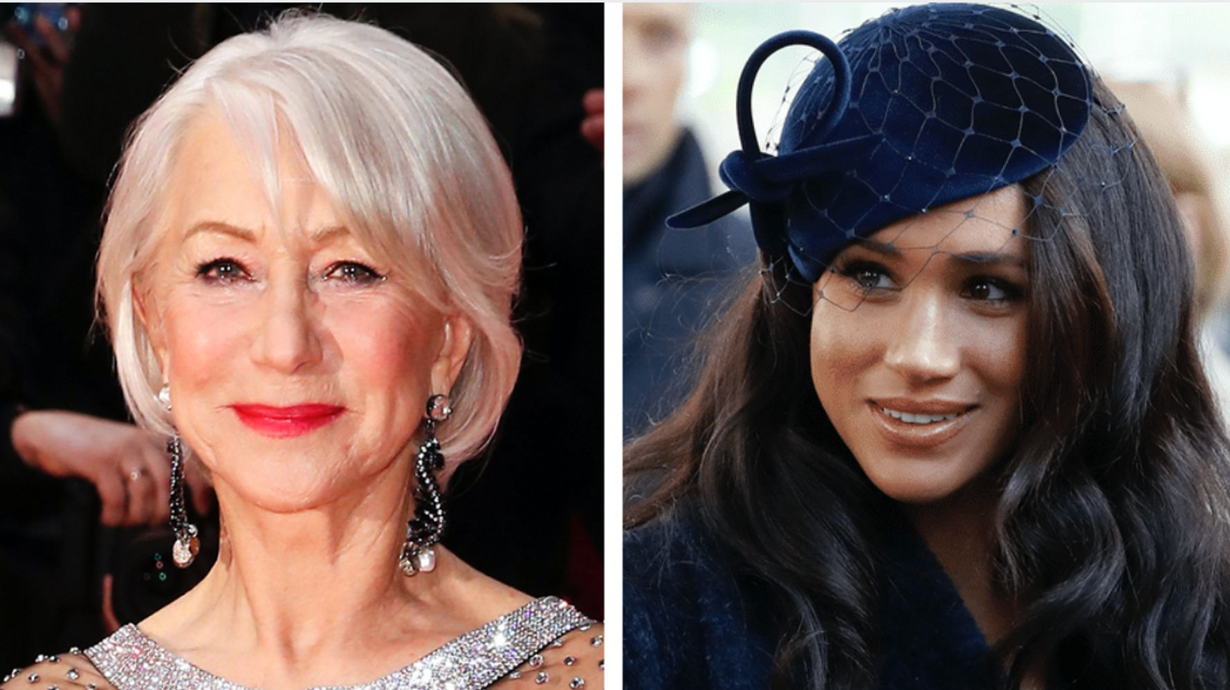 Helen Mirren Has A Lot To Say About Harry And Meghan Markle's Exit