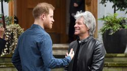 Yes, Prince Harry Did Just Record A Song With Bon