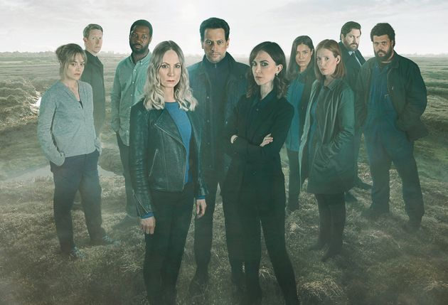 The cast of Liar series