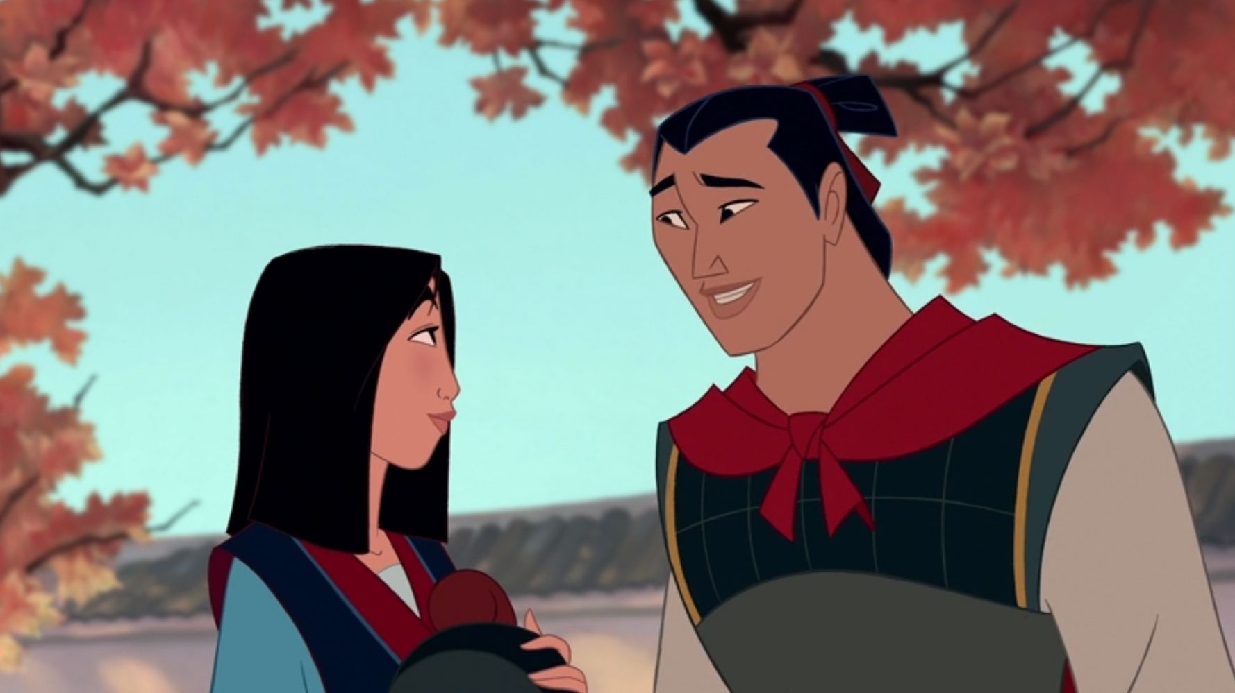'Mulan' Producer Reveals Why Li Shang Was Cut From The New Movie