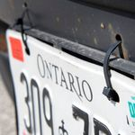 Ontario Will Switch Back To 'Liberal' White Licence Plates