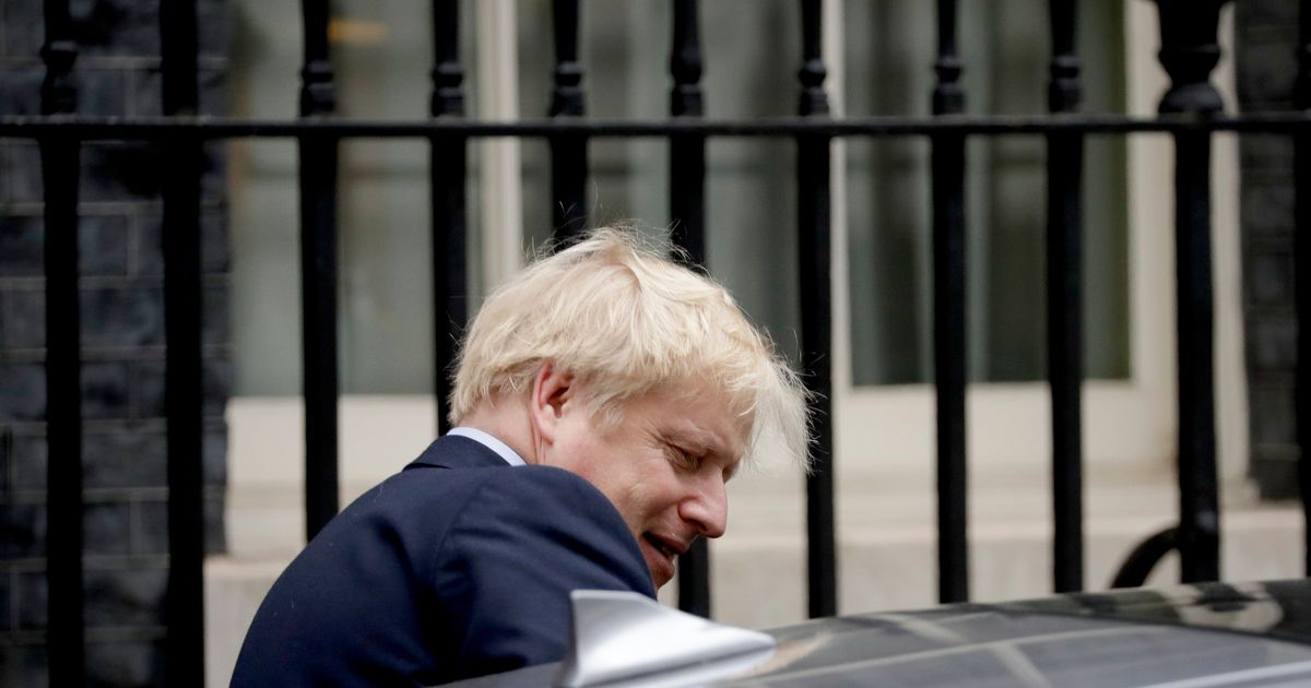 Can Boris Johnson Ease The Panic Over Coronavirus?