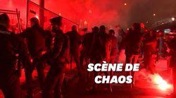 Une manifestation féministe devant le tapis rouge des César repoussée par la