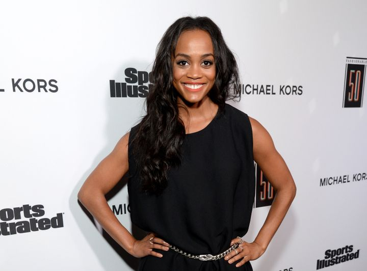 Rachel Lindsay, the first Black Bachelorette.