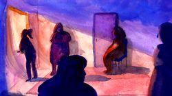 Isolamento para evitar o feminicídio: como vivem as mulheres em uma casa