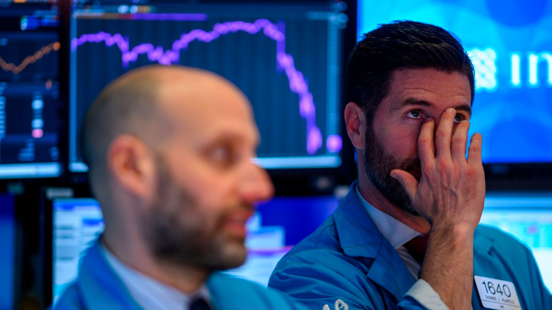 Stocks Market Plunge Delivers Worst Week For Wall Street Since 2008
