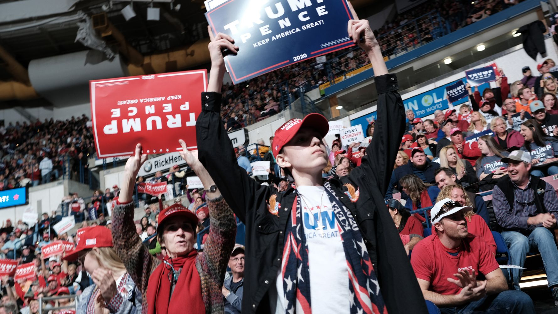 Trump Supporters Unmoved By 'Operation Chaos' Effort To Boost Sanders