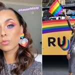 Mardi Gras 2020: Indigenous TV Star Brooke Blurton Walks In