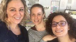 Le 3 ricercatrici (precarie) che hanno isolato il ceppo italiano: