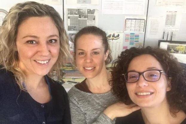 Le 3 ricercatrici (precarie) che hanno isolato il ceppo ital