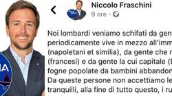 Denunciato il consigliere di Pavia del post contro i napoletani: