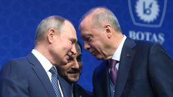 «Φύγετε από τον δρόμο μας» είπε ο Ερντογάν στον Πούτιν (λέει ο