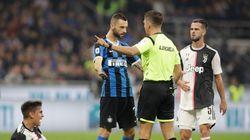 Juventus Inter rinviata al 13