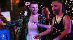 Mardi Gras 2020: Sam Smith Surprises Fans With Kind
